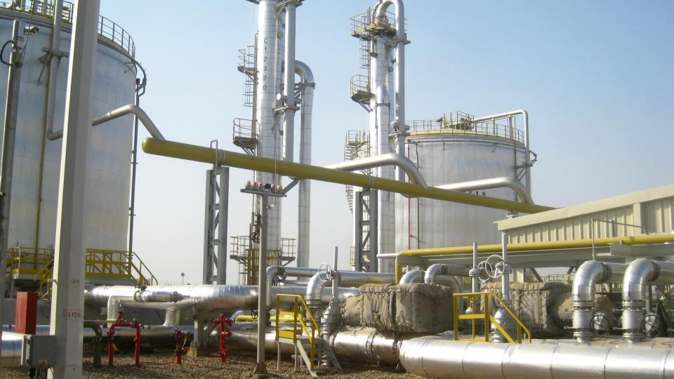Halfaya Oil Field - CPF1